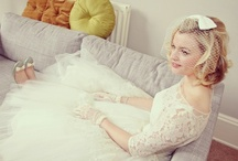Vintage Wedding / Romantic inspirations for vintage themed weddings