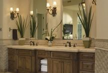 Bathrooms to die for