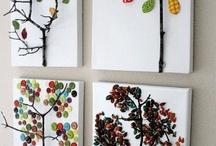 DIY / Verzameling van ideeën om nog eens te maken.