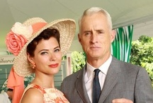 Marvelous Mad Men Style / Inspirations for putting together that classic, chic Mad Men look.