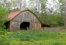 Barns/Farms/Ranches Ambience / antique vintage buildings for farms