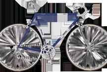 Bikes / by Tristan Poulter