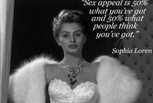 Classy Dame Quotes / Sassy quotes from Classy Dames!