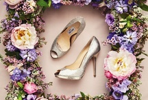 Shoe Love / From killer heels to fabulous flats, what shoes will you wear down the aisle?