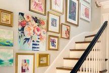 Designer's Corner: Entryways, Hallways and Stairways