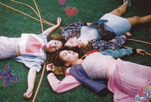 Girl Club / by Lucinda Bounsall