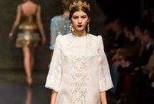Best Bridal Looks From RTW Shows / by Brides Magazine