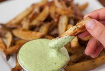 Sauces, Dips, Rubs & Marinades / For the extra pow that a meal needs.