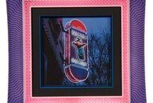 Framed Art / Custom framed art