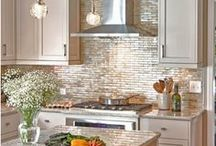 kitchens / by Missy Inzer Amacker