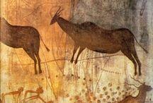 Paleolitic art