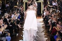 Aisle Style From RTW / Wedding-worthy designs from New York Fashion Week / by Brides Magazine