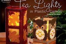 Plastic Canvas Patterns & Kits / An assortment of awesome and beautiful Plastic Canvas patterns and kits