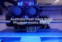 Dear Video Lovers / Australia Post videos