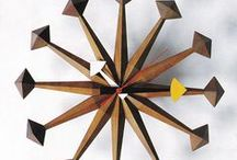 Midcentury Modern Clocks / Next Small Project and Article Inspiration / by Brownell Furniture