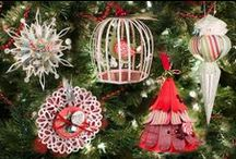 Ornaments / by Sherron Heidlage