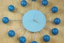 Clock Crafts / by Sherron Heidlage