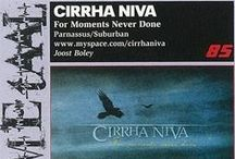 "Cirrha Niva ""For Moments Never Done"" Album Reviews / Our CD ""For Moments Never Done"" reviewed by (inter)national magazines & webzines!  Happy reading!"