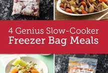 What's in the Slow Cooker