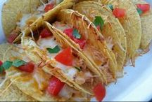 Mexican Recipes / by Sherron Heidlage
