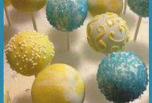 Cake Balls / Cake Pops / by Sherron Heidlage