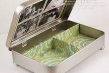 Altoid Tin Crafts / by Sherron Heidlage
