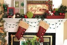 Christmas Decor / by Joanna Kristina