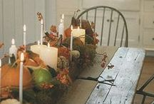 Fall Decor / by Joanna Kristina