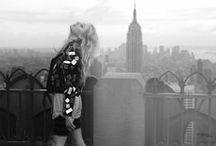 c i t y s l i c k e r / NYC inspired / by Brianna Johns de Moll