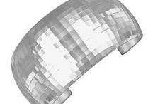 Silverarmband / Silverarmband från Tessard