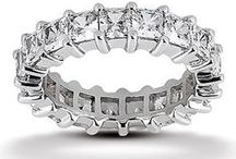 Evighetsring / Evighetsringar med Diamanter hos Tessard