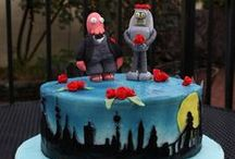 Bender Cakes / I need inspiration for a Bender cake! / by Señorita Ruth