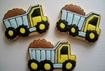 Cakes and Cookies - For the Boys / by Julie Davis