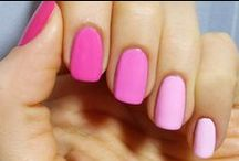 Nail Fashion and what's hot / colors for nails and toes