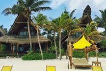 Our Favourite Tulum Hotels / Stay with us at any of the Ahau family hotels: Ahau Tulum, Alaya Tulum or Villa Pescadores Tulum.