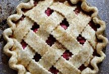 Pies are sweet!