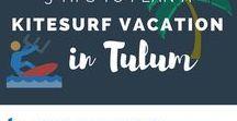 Read our Blog / Kite, SUP & Live Tulum. A blog by Mexican Caribbean Kitesurf.