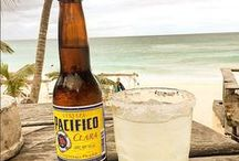 Have a cold Mexican Beer
