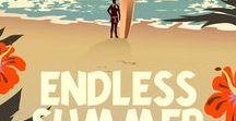 Surf Vintage Posters