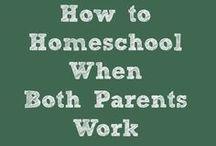 Working Homeschool Parent