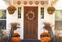 Fall Inspiration for the Home