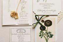 invites / by Emily Stumpf