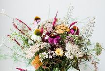 F L O W E R power / beautiful bouquets  / by Emily Stumpf