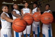 UK Basketball / by Amy Rieman-Dickerson