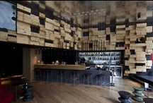 bar & resto inspiration / restaurant & bar interior design
