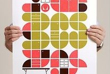 Graphic Inspiration / graphic design, posters, images