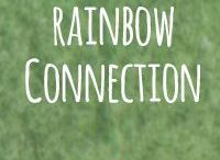 Rainbow Connection / Someday we'll find it, the rainbow connection,  the lovers, the dreamers and me...  la da da di da da doo,  la da di da de da da doooooo...
