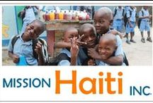 Mission Haiti Inc. / Lending a helping hand to Haitians helping Haitians through education, elder care, and sustainable farming.