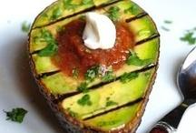 .recipes:avocado. / Everything Avocado
