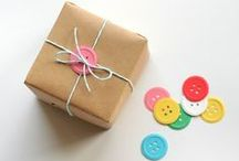 wrap it up / pretty gift wrapping / by ron escobar